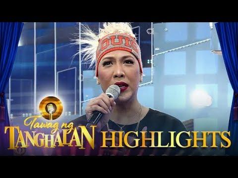Vice gets hurt with the song Hiling   Tawag ng Tanghalan