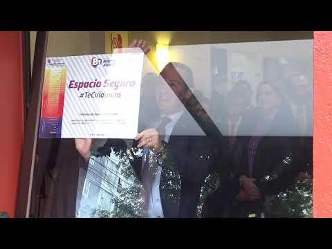 """Santiago Taboada Y Cámaras Empresariales Firman """"alianza Contra La Violencia De Género"""""""