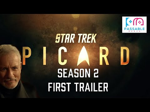 Star Trek: Picard Season 2 Official First Trailer