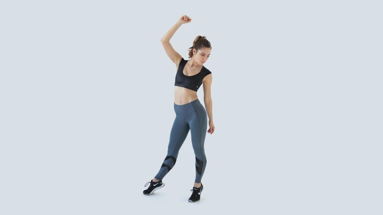 2f30330165 IntelliSkin Women s Essential Bra + Stride Tights 2.0 - Steel - YouTube