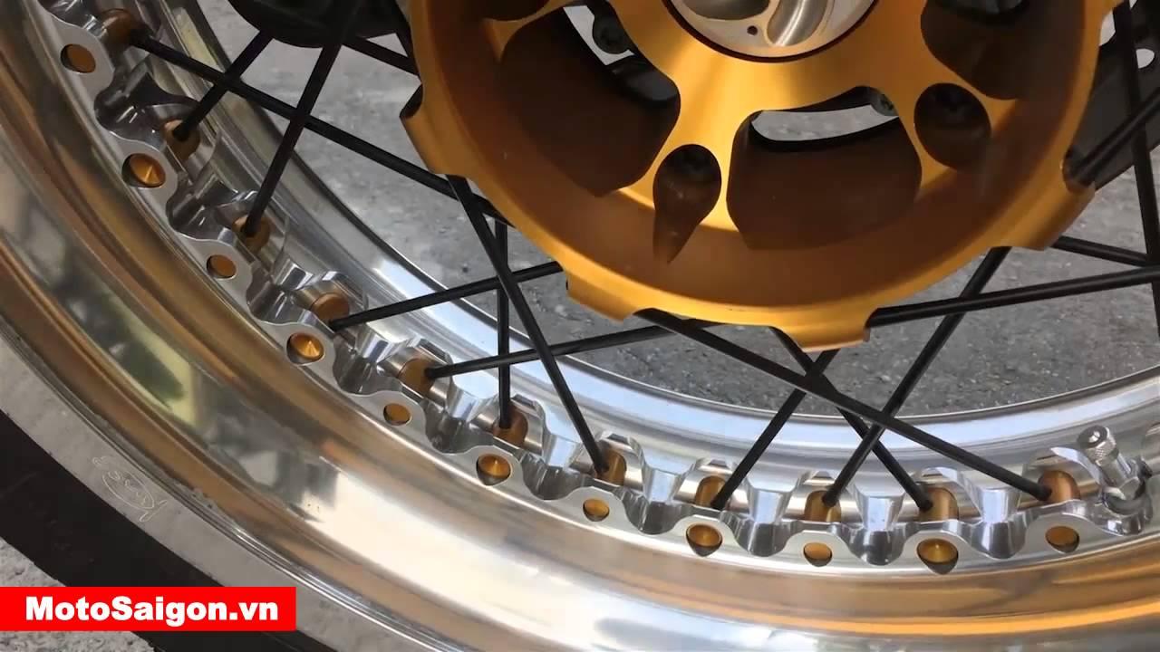Bmw R Ninet With Wunderlich Rizoma Kineo Motogadget