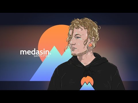 How to Make a Beat like Medasin Tutorial + Free Download
