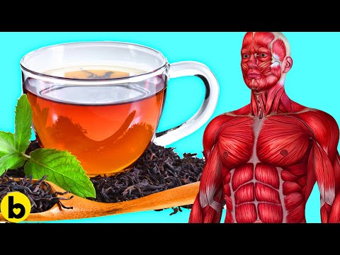 What Drinking Black Tea Every Day Does To Your Body