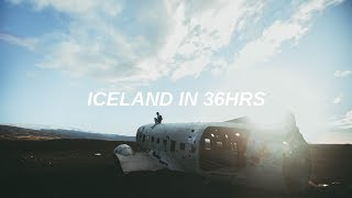 We went to Iceland, in less than 36hrs and had no plan