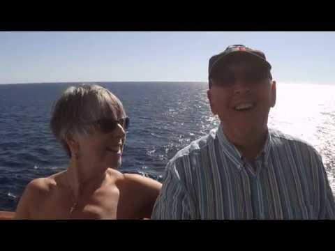 Scandinavia 2016 - At sea