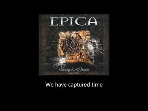 Epica - Consign to Oblivion (Lyrics)
