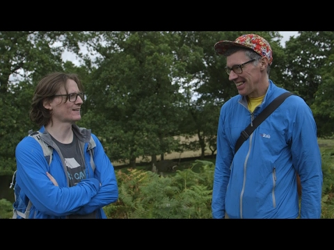 Learning to Boulder with Ed Byrne and Niall Grimes