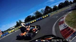 karting merignac (  je casse un moteur )