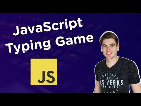 Build A Speed Typing Game With JavaScript - Tutorial