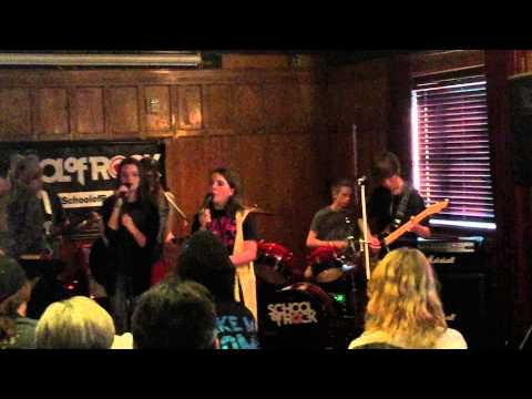 You Can't Always Get What You Want - Cover - Norwood School Of Rock
