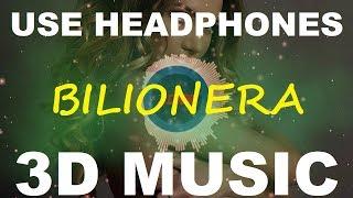 Bilionera   Otilia   3D Music World   3D Bass Boosted