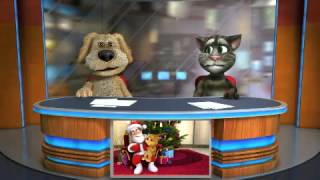 Talking Tom & Ben News abc