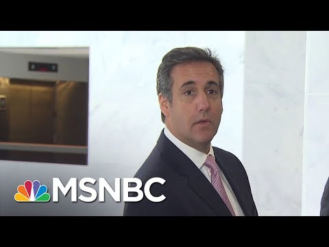 Joe: Man Behind Michael Cohen Raid A President Donald Trump Contributor | Morning Joe | MSNBC