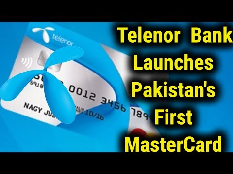 Telenor Microfinance Bank introduces Pakistan's first Virtual Debit Card || Shahid Tech