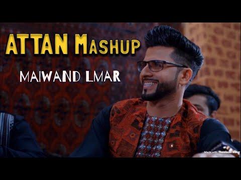 "Maiwand Lmar "" ATTAN MAshup "" new Afghan / Pashto Long Attan 2020"
