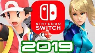 Nintendo Switch's Unreal 2019 Lineup! Ft Rogersbase