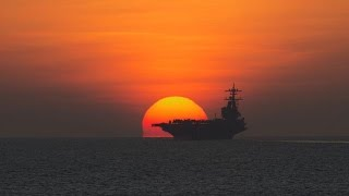 George H.W. Bush Carrier Strike Group Heads Home; Strike Fighter Squadron 101 Reestablished (HL29)