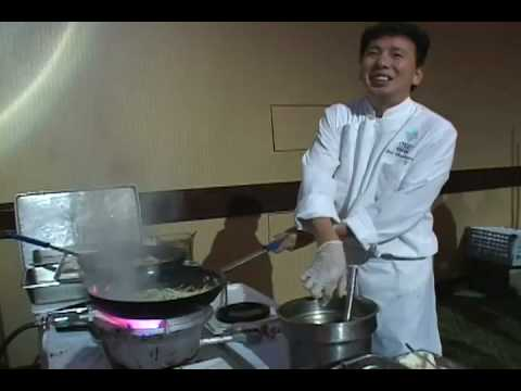 Chef Chai at the Honolulu Magazine Hale Aina Awards