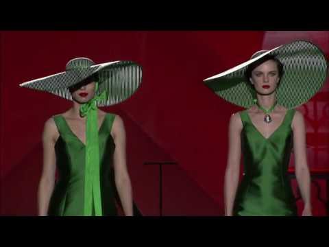 Sonia Pena   Fashion show  2017 Barcelona