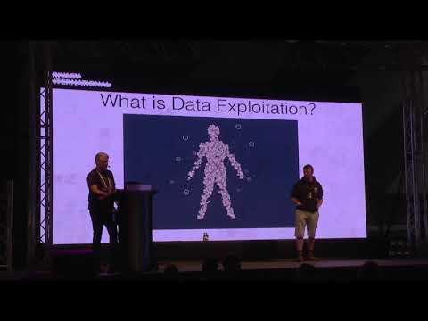 Data Exploitation (SHA2017)