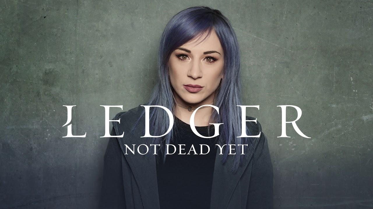 Skillet Drummer Jen Ledger: 'Not Dead Yet' Song From 'Ledger' Solo