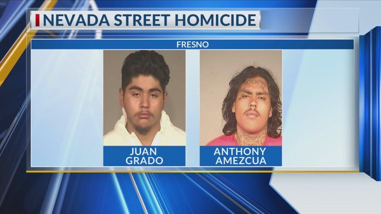 Arrests made in central Fresno homicide