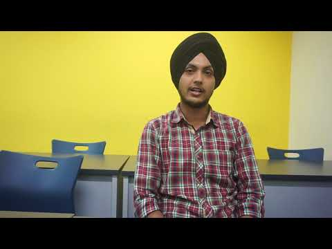 STEi Institute review by Amandeep Singh - Study in Singapore