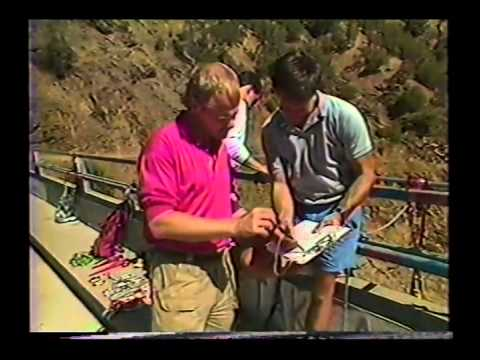 Bungee Bridge Flying