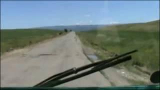Дорога на медосбор. Сарканд, Покатиловка, Тополевка, Оскемен - Алматы