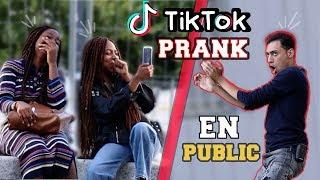 TIK TOK GÊNANT EN PUBLIC / Le pire tiktokeur - PRANK - DIMI
