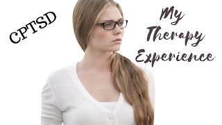 Therapy/Therapists: My Experience