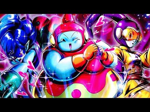 NEW UNIVERSE 2 TEAM! 598% Ribrianne, Rozie And Kakunsa! Dragon Ball Legends DB