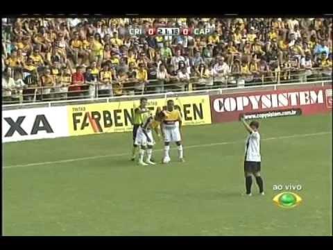 Criciúma 0 x 0 Atlético-PR - Brasileirão Série B 2012 - Jogo Completo do Acesso