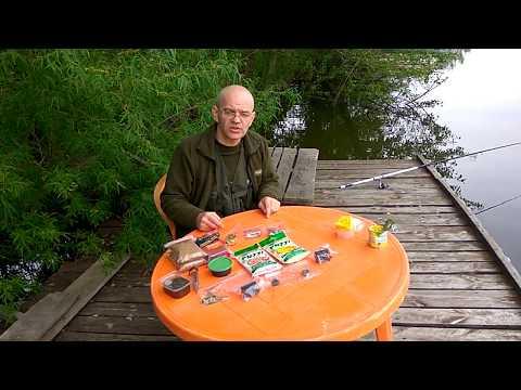 Видео ловля на пенотесто
