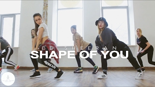 Ed Sheeran - Shape of you dancehall choreography by Shanti | VELVET YOUNG DANCECENTRE