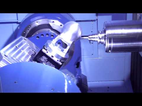 Matsuura Machining Ltd и Edgecam
