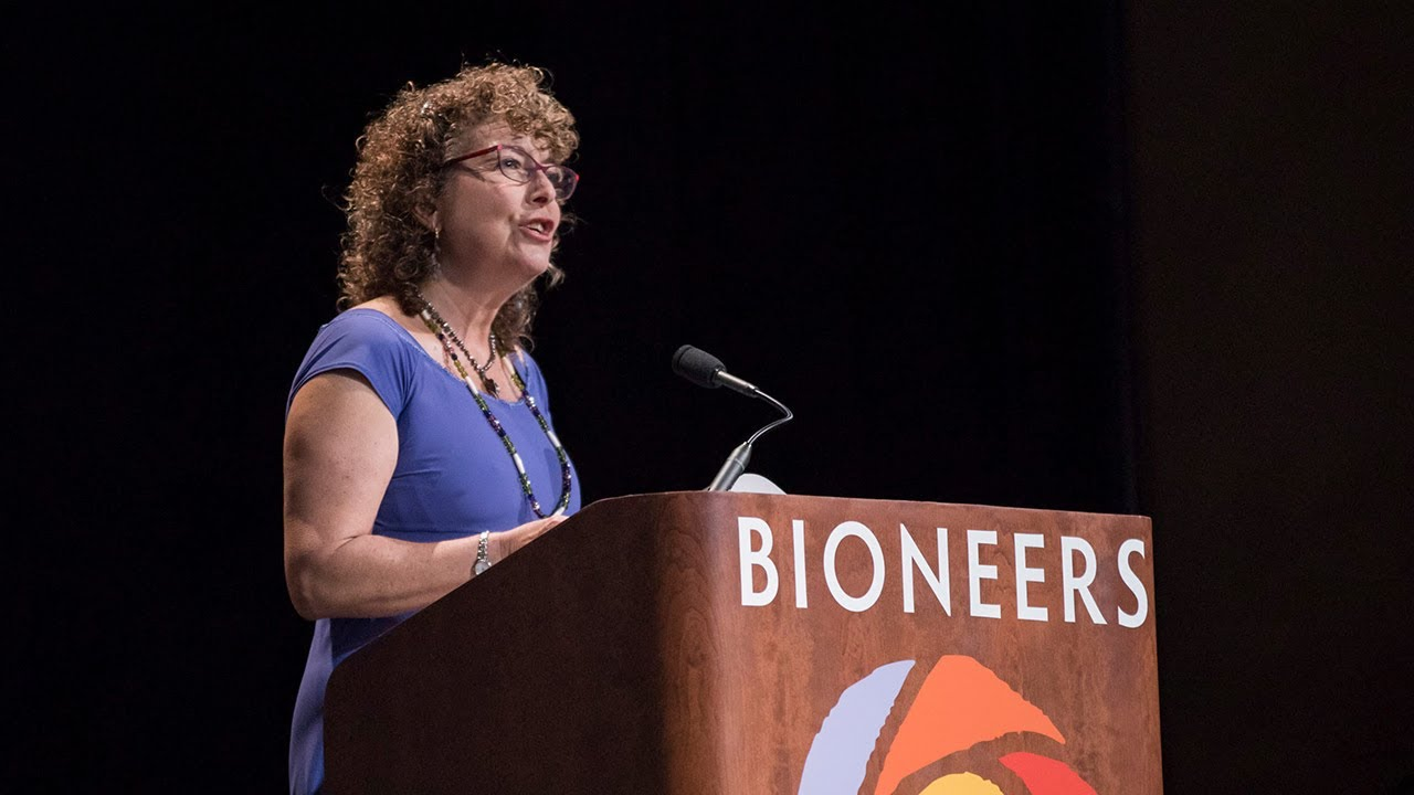 Nina Simons: Reclaiming Relationship & Tradition | Bioneers 2016