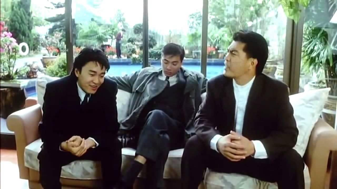 My Hero (1990 film) Stephen Chow 2014 My Hero Full Action Movie YouTube