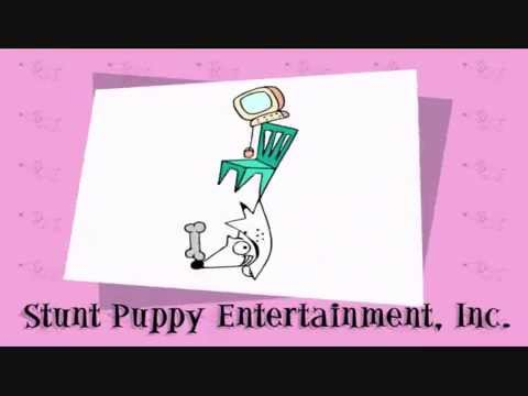 Infogrames - Stunt Puppy Entertainment - Nick Jr