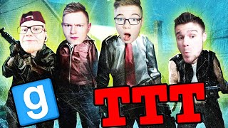 LEFT 4 GMOD | Garry's mod: TTT [#239] | (With: EKIPA) | #BLADII