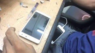 Samsung Galaxy A7 disassembly