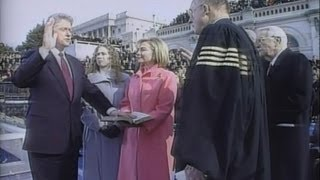 Jan. 20, 1997: Inaugural Ceremonies for Bill Clinton