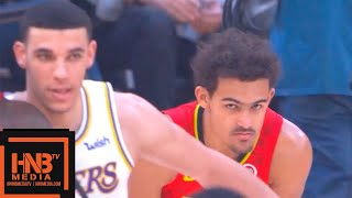 Los Angeles Lakers vs Atlanta Hawks 1st Qtr Highlights | 11.11.2018, NBA Season