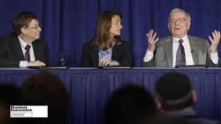 Melinda Gates on Taking Risks With Warren Buffett's Money