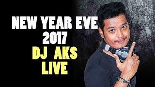 DJ AKS LIVE @ Dpalece pune for NYE 2017