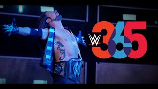 WWE 365: AJ Styles - Streaming Sunday after Survivor Series