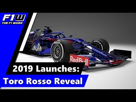 2019 Launches: Toro Rosso Reveal