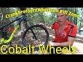 Crankbroththers  Cobalt 2  Wheels on MARIN Rift Zone