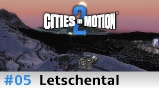 Cities in Motion 2 - #1.05 - Letschental - U-Bahn - Let's Play [deutsch/HD]