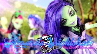 Doll Review: Monster High Amanita Nightshade | Gloom & Bloom